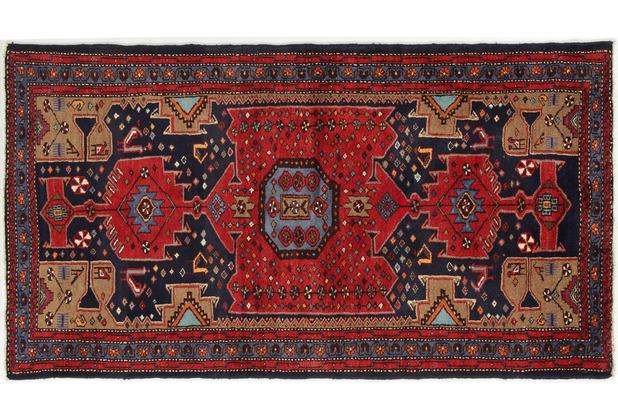 Oriental Collection Hamadan Teppich Khamseh 120 x 215 cm