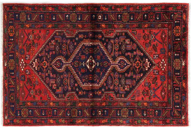 Oriental Collection Hamadan Teppich Khamseh 135 x 202 cm