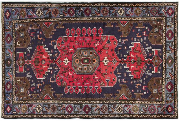 Oriental Collection Hamadan Teppich Khamseh 145 x 215 cm