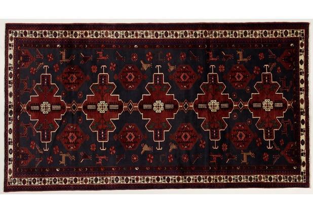 Oriental Collection Hamadan Teppich 155 x 290 cm