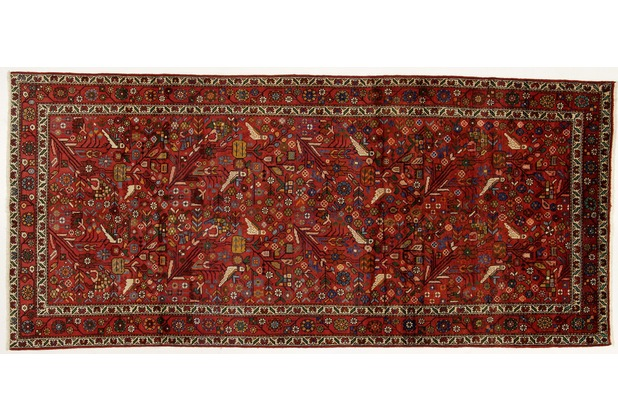 Oriental Collection Hamadan Teppich 132 x 290 cm