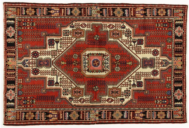 Oriental Collection Hamadan Teppich 140 x 205 cm
