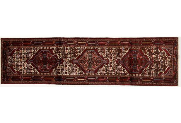 Oriental Collection Hamadan Läufer 80 x 305 cm
