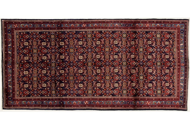 Oriental Collection Hamadan Teppich 150 x 315 cm