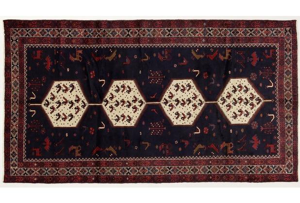 Oriental Collection Hamadan Teppich 160 x 293 cm