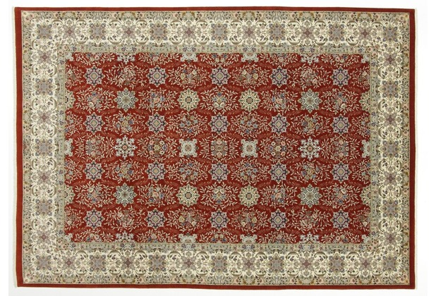 Oriental Collection Ilam-Teppich 250 x 350 cm (rot)