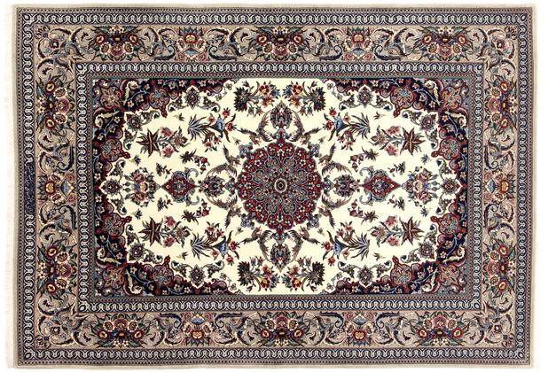Oriental Collection Isfahan Teppich auf Seide 132 x 196 cm