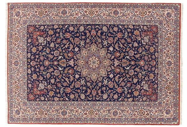 Oriental Collection Isfahan Teppich auf Seide 215 cm x 305 cm