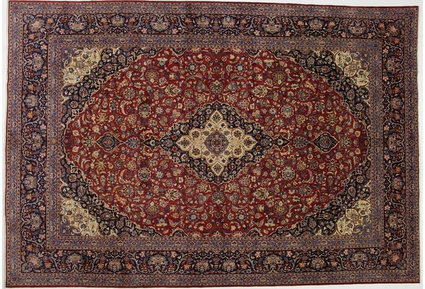 Oriental Collection Kashan Teppich 320 x 470 cm
