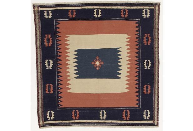 Oriental Collection Kelim 137 x 143 cm handgewebt