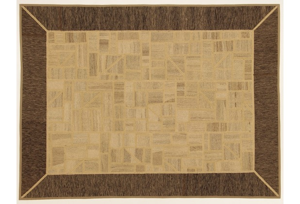 Oriental Collection Kelim Patchwork 149 x 199 cm handgewebt