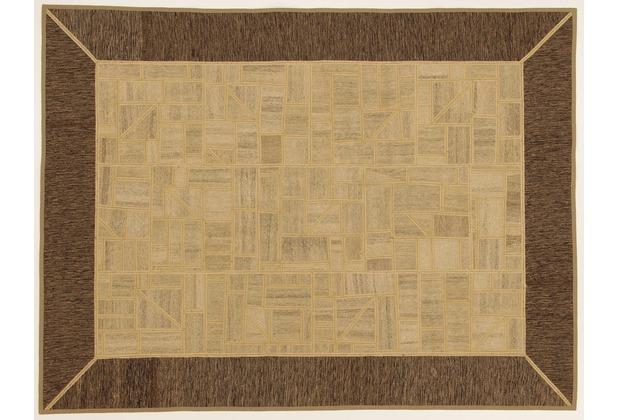 Oriental Collection Kelim Patchwork 151 x 200 cm handgewebt