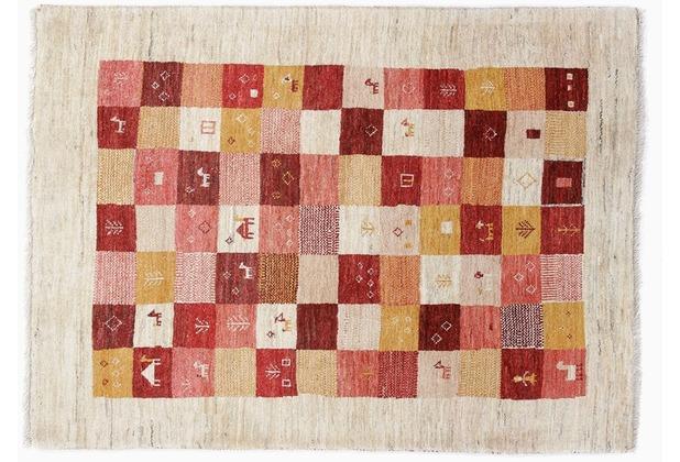 Oriental Collection Gabbeh-Teppich Loribaft 100 cm x 141 cm