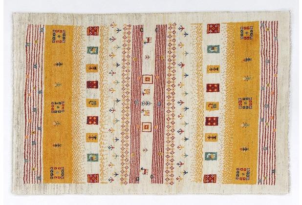 Oriental Collection Gabbeh-Teppich Loribaft 100 cm x 145 cm (mehrfarbig)