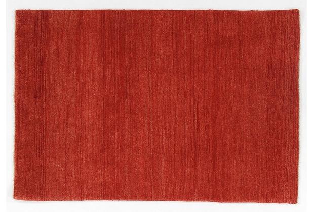 Oriental Collection Gabbeh-Teppich roter Loribaft 100 cm x 150 cm