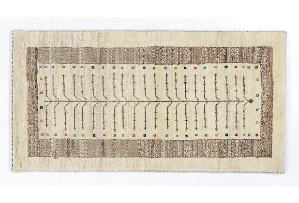 Oriental Collection Gabbeh-Teppich Loribaft 67 cm x 135 cm
