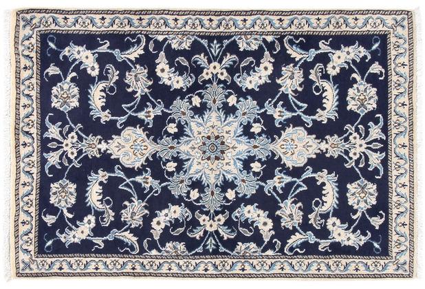 Oriental Collection Nain Teppich 12la 89 x 134 cm