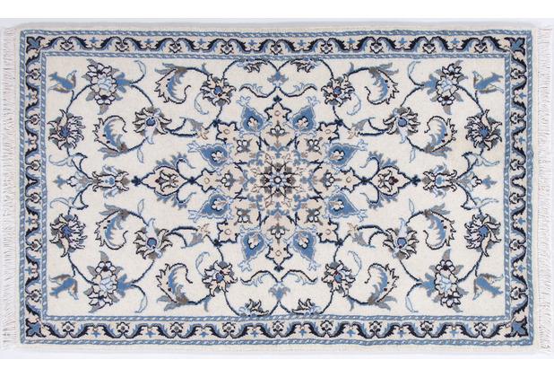 Oriental Collection Nain Teppich 12la 89 x 141 cm