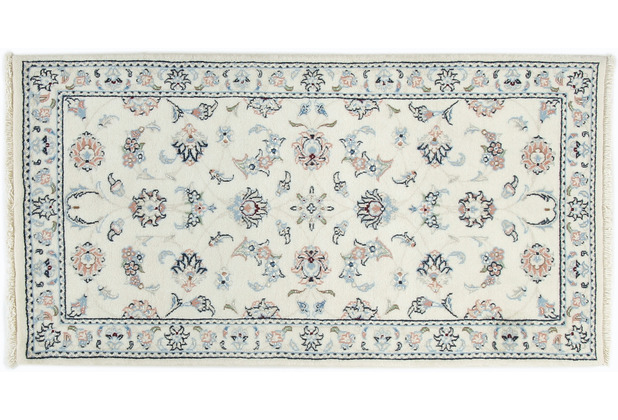 Oriental Collection Nain Teppich Golbaft 71 x 138 cm