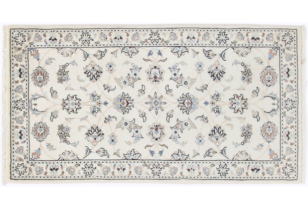 Oriental Collection Nain Teppich Golbaft 72 x 138 cm