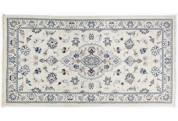 Oriental Collection Nain Teppich Golbaft 73 x 140 cm