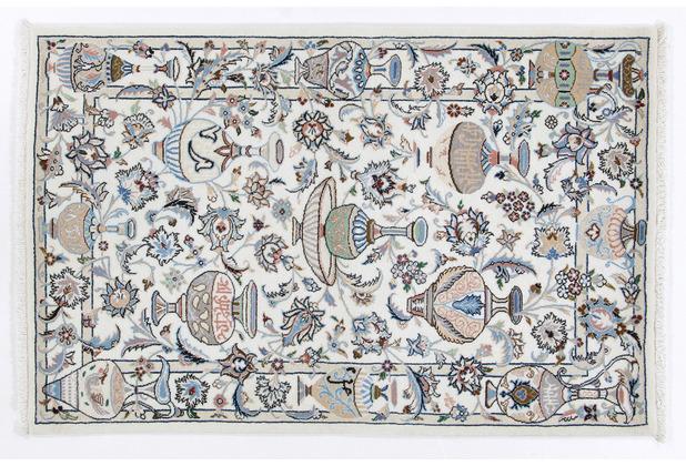 Oriental Collection Nain Teppich Kashmar 103 x 159 cm