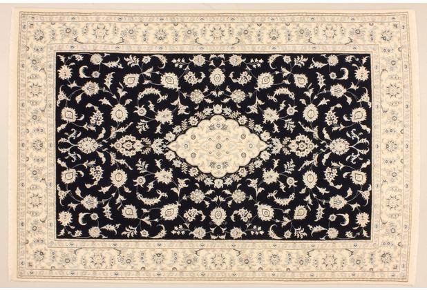 Oriental Collection Nain 9Sherk blau 76054 Orient-Teppich, 167 x 245 cm