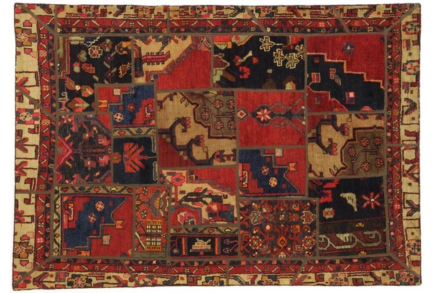 Oriental Collection Patchwork Persia 145 x 205 cm