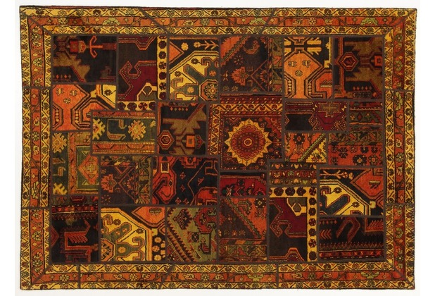 Oriental Collection Patchwork Persia 172 x 240 cm