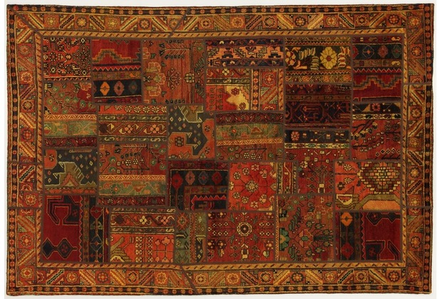 Oriental Collection Patchwork Persia 173 x 253 cm