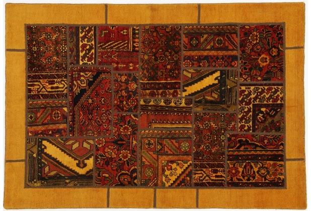 Oriental Collection Patchwork Persia 143 x 205 cm mehrfarbig