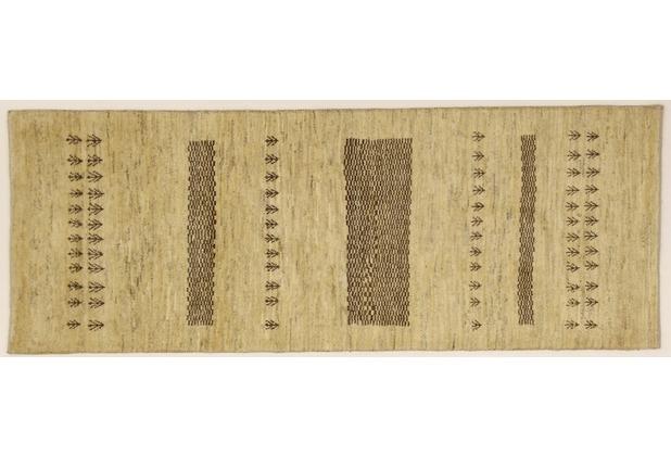 Oriental Collection Gabbeh-Teppich Rissbaft 76 x 208 cm