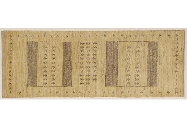 Oriental Collection Gabbeh-Teppich Rissbaft 80 x 217 cm