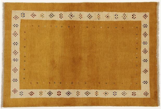 Oriental Collection Gabbeh-Teppich Rissbaft 100 x 147 cm
