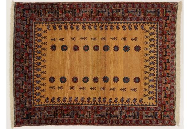 Oriental Collection Gabbeh-Teppich Rissbaft Classic 106 x 143 cm
