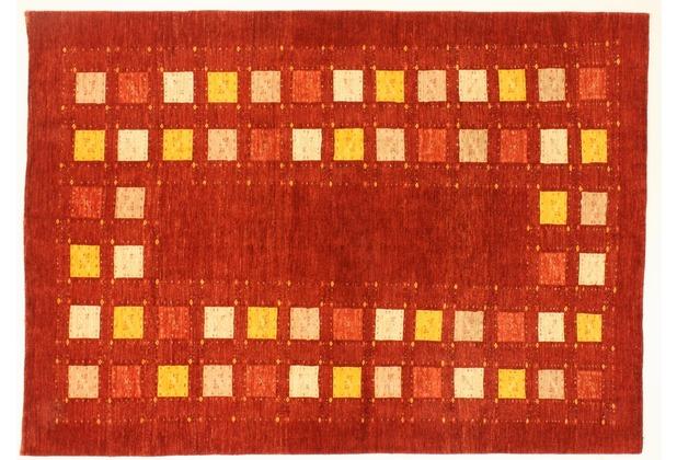 Oriental Collection Rissbaft rot 75987, Orient-Teppich, 168 x 235 cm