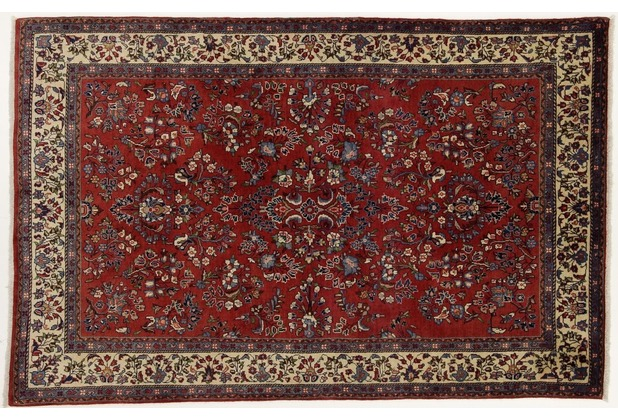 Oriental Collection Sarough Teppich 136 x 210 cm