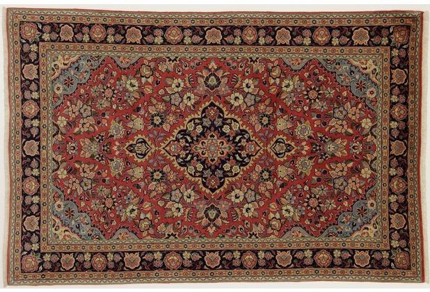 Oriental Collection Sarough Teppich 137 x 208 cm