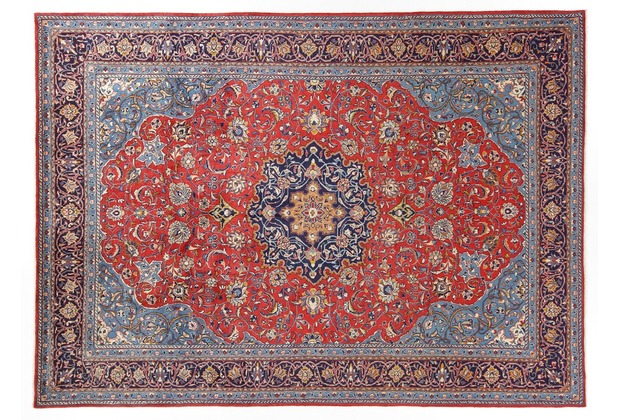 Oriental Collection Sarough Teppich 250 x 350 cm mehrfarbig