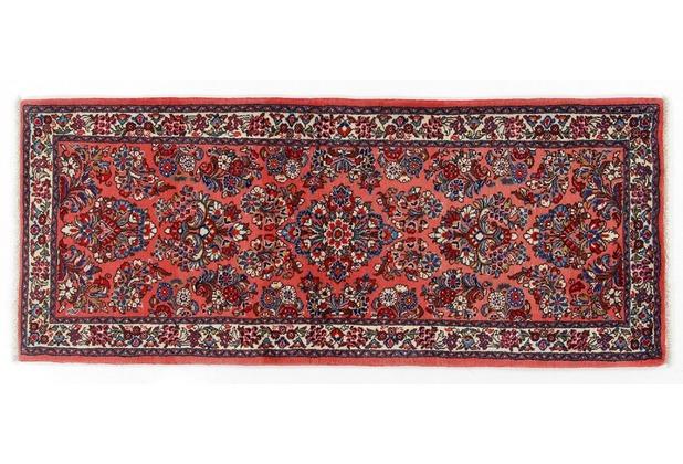 Oriental Collection Sarough Orientteppich 80 x 200 cm