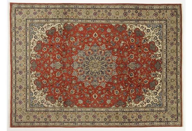 Oriental Collection Täbriz Teppich 50 radj 250 x 347 cm