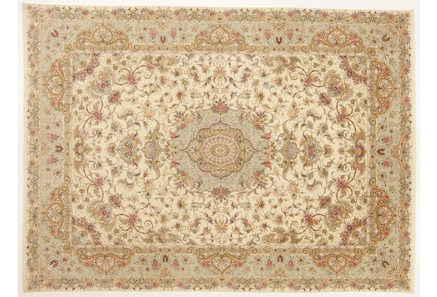 Oriental Collection Täbriz Teppich 50 radj 253 x 345 cm