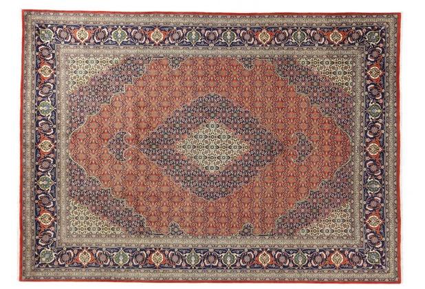 Oriental Collection Täbriz Teppich Mahi 40 radj 245 x 351 cm