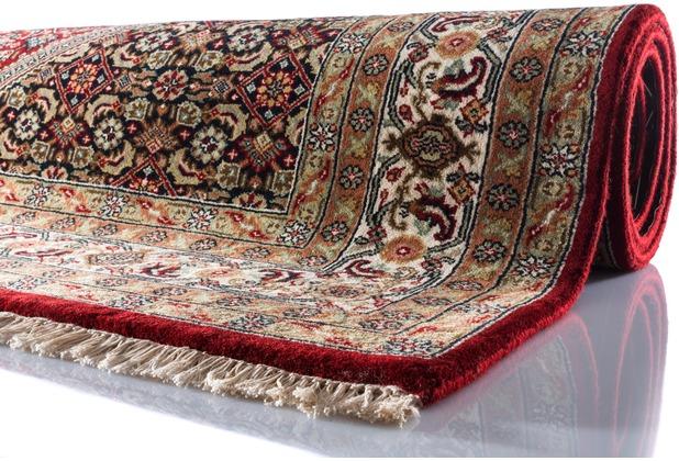 Oriental Collection Bidjar Teppich Kanpur rot 40 x 60 cm