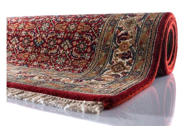 Oriental Collection Teppich Kanpur Herati rot 40 cm x 60 cm