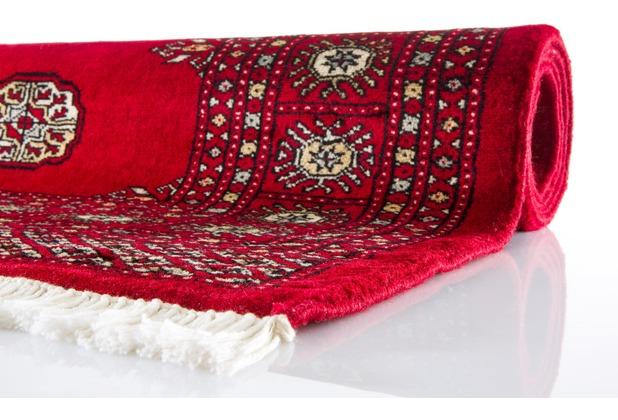 Oriental Collection Teppich Karachi rot 60 cm x 90 cm