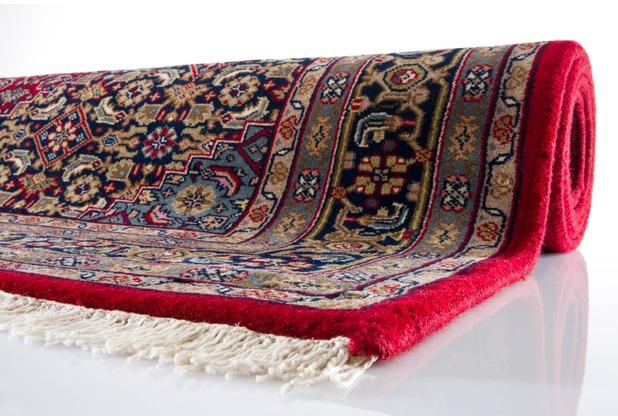 Oriental Collection Bidjar Teppich Varanasi rot 40 x 60 cm