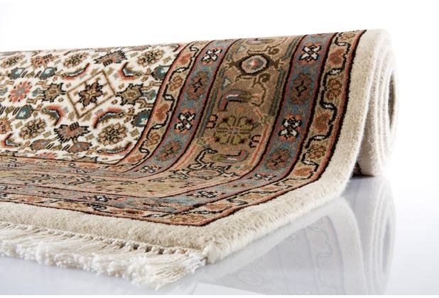 Oriental Collection Herati-Teppich Pradesh beige 40 cm x 60 cm