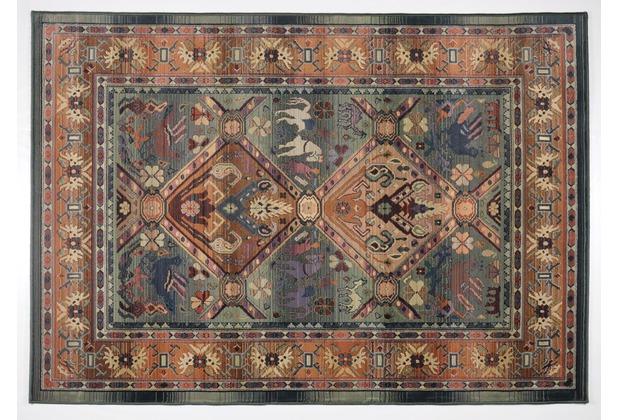 Oriental Collection Teppich Gabiro 13 green 60cm x 90cm