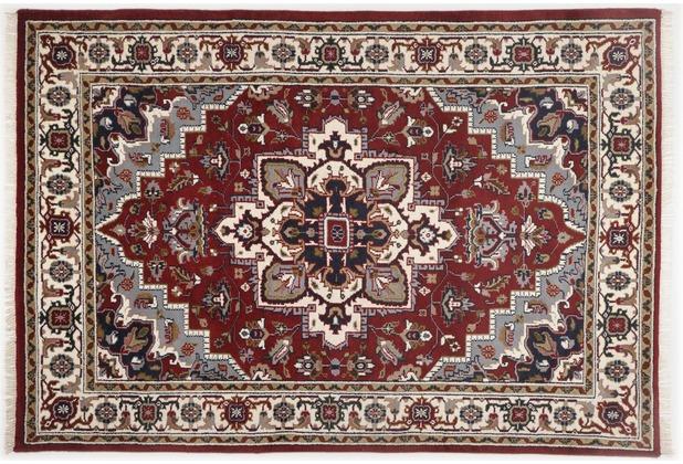Oriental Collection Heriz Teppich Imperial red / cream 70cm x 140cm